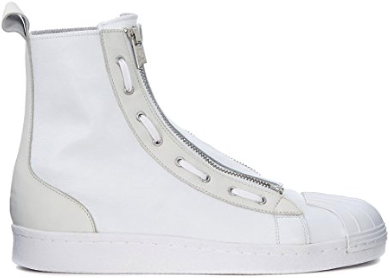 adidas Y-3 Sneakers Pro Zip in Neopren Weiss -