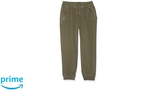 IKKS M/ädchen Pantalon Fluide /À Bandes Style Sport Hose