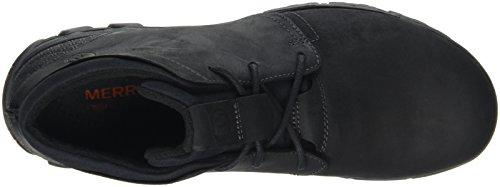 Merrell All Out Blazer North, Stivali Chukka Uomo Nero (Black)