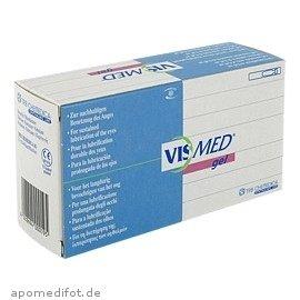 TRB Chemedica VISMED GEL Einmaldosen, 60 Stück