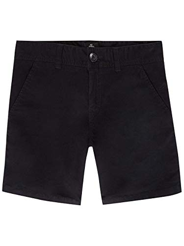 O'Neill Jungen LB Friday Night Chino Shorts, Schwarz (Black Out), 164 -