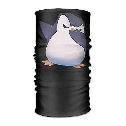 Dabbing Penguin Headwear For Men And Women-Yoga Sports Travel Workout Wide Headbands,Neck Gaiter,Bandana,Helmet Liner,Balaclava,Hair Turban,Scarf