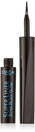 Loreal Super Liner Extra Black Gloss 6ml with Ayur Product in Combo  available at amazon for Rs.692