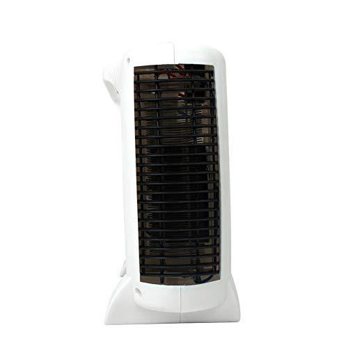 Heiz Draht Heizung, Stumme Tragbare Elektrische Lüfterheizung, Sicherheitsschutz Nach Hause/Büro Weiß Kalt/Heiße Mini-Klimaanlage -