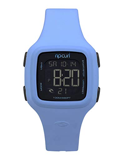 Rip Curl Digital Watch (Baby Blue)