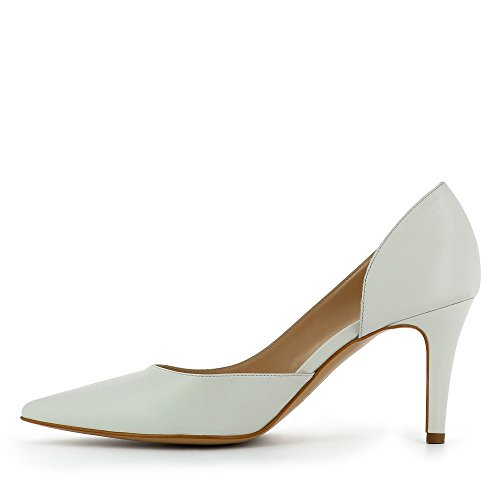 Evita Shoes Jessica, Scarpe col tacco donna Bianco