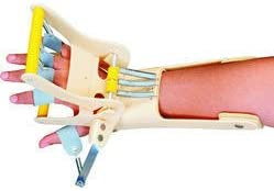 Dyna Dynamic Cock-Up Splint With Finger Extension Assist - Right - Large