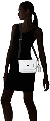 Bree BREEPunch 701 - Borsa a Tracolla Donna Mehrfarbig (white/black 508)