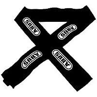 Abus Gaine pour chaîne antivol Noir 110 cm