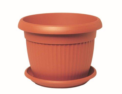 Vases Lys 330 couleur terre cuite
