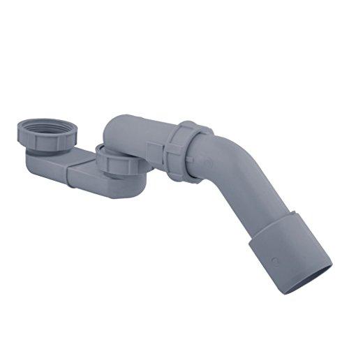 Sharplace Flexible HT Rohr Abwasserrohr Formstücke Abwasser Schlauch DN 50