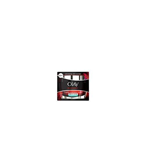 Olay Regenerist Crema 3 Point Trattamento (Fragrance Free) (50ml) (Confezione da 2)