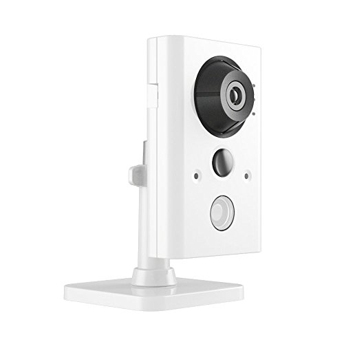 Elisa Live 720p HD IP Camera: Versatile Wireless CCTV Cloud Security Camera amp; Pet Camera. Live Feed and Motion Detected Alerts. Record, Download and Share Clips. WiFi, Night Vision, 92.5° Wide Ang