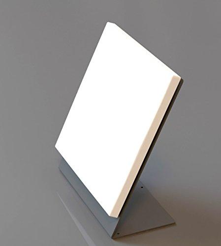 HRB, Designer Infrarotheizung, Tischheizung, Standheizung, versch. Wattstärken (Infrarot Tischheizung 100 W)