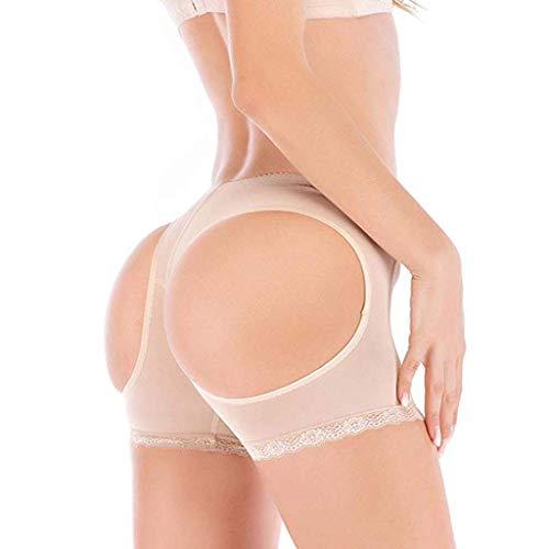 ard Hüfte Womens Leopardenmuster Dame Halter Nachtwäsche sexy Anhänger Bikini Silk Große Pants Perle Blumen Individuelle T-String Butt Mode Babydoll Thongs ()