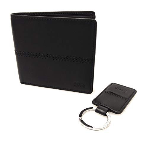 Boss Geldbörse Geschenkbox Leder 2 TLG. (Boss Geldbörse Für Männer)
