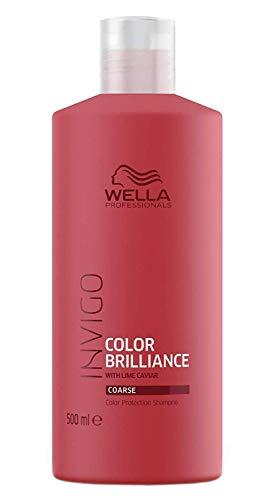 Wella Invigo Brilliance Shampoo Coarse