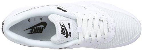blanco Multicolor Hombre Max Deporte Nike Negro 1 blanco Zapatillas De Air Esencial 7BnqIwRz