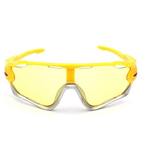 ZKAMUYLC Sonnenbrille2019 Hohe Qualität Professionelle Radfahren Brille Sonne Regen Wind Outdoor Sports Fahrrad Brille Fahrrad Sonnenbrille 29g Brille Eyewears