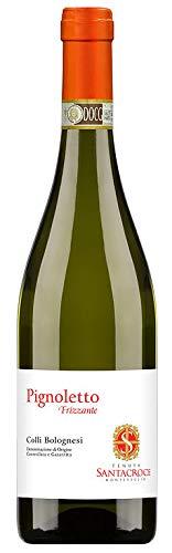 Colli Bolognesi vino frizzante prosecco Pignoletto, 0,75 cl