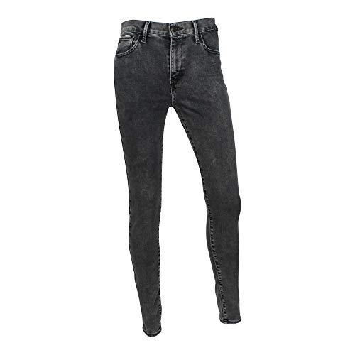 Levi's® Damen Jeans 720 High Rise Super Skinny grau (13) 27/28 (Levis High Rise Skinny Jeans)