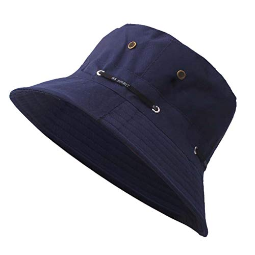 ITCHIC Cappello da Uomo Casual da Donna, Cappello da Donna, Berretto da Viaggio, Cappello da Sole, Cappello da Esterno Casual Cappello da Pescatore Cappello da Uomo E da Donna Cappello da Esterno
