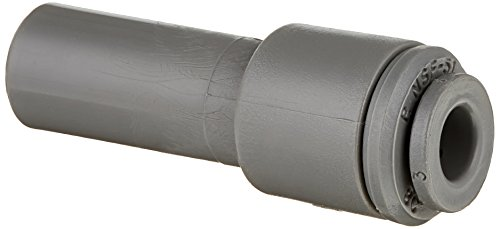John Guest Reducer 3/8 inch Stem x 3/16 inch Tube (one supplied) by John Guest (John Guest Fittings)