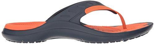 crocs Modi Sport Flip, Infradito Unisex – Adulto Orange