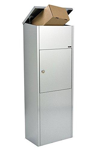 Allux Paketkasten WIEN aus Edelstahl - 3