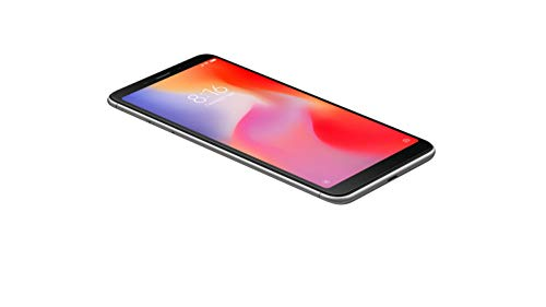 Redmi 6A (Black, 2GB RAM, 32GB Storage)