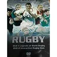 RUGBY QUIZ & DVD - Legends of World Rugby & Interactive Rugby Quiz