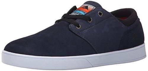 Emerica The Figueroa, Skateboard Homme bleu/noir/blanc