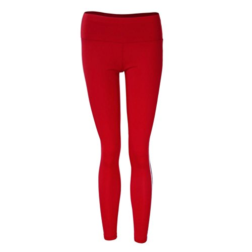 Bovake - Leggings sportivi -  donna Red