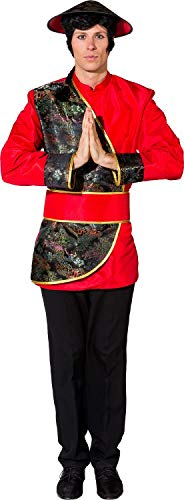 Chinese New Year Costumes - Mens Traditional Chinese New Year National