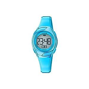 Calypso Reloj Digital para Mujer de Cuarzo con Correa en Plástico K5738/6