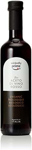 Wickedly Prime Vinaigre de vin rouge biologique