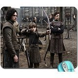 Entertainment game of thrones a song of ice and fire tv series banner house arryn 1920x1440 wallpaper mouse pad computer mousepad by Yellow pad Wallpaper-banner