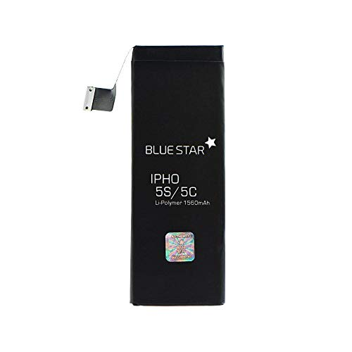 ALPEXE 67863 Batterie Apple Iphone 5S/5C 1560 Mah Polymer (BS) Premium No