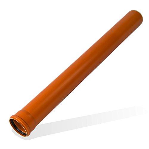 KG Rohr DN 200 Länge: 1000 mm