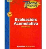 Tesoros de Lectura, a Spanish Reading/Language Arts Program, Grade 6, Summative Assessment Handbook por Mcgraw-Hill Education
