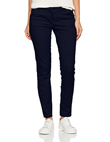 ONLY Damen Chino Hose onlPARIS Low Skinny Chino Pants Pnt NOOS, Blau (Navy Blazer), W38/L34