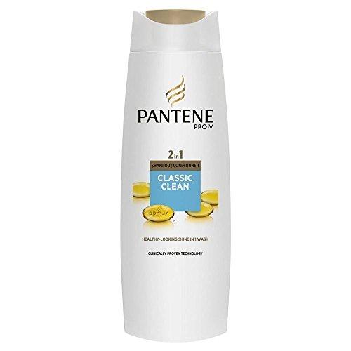Pantene Pro-V 2in1 Classique soins Shampoo & Conditioner (250ml) - Paquet de 6