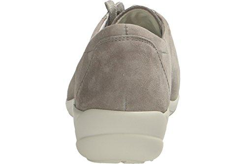 Semler B6055.042.015, Scarpe stringate donna grigio Grau Grau