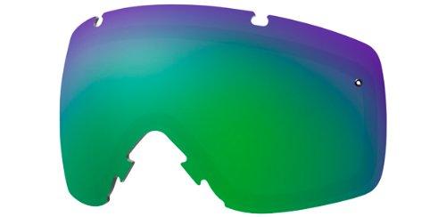 Smith Optics Sport (SMITH OPTICS I/O LENS GREEN SOL-X MIRROR ERSATZSCHEIBE VLT: 12%)