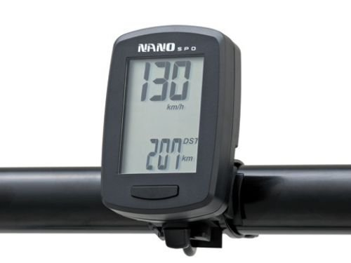 Instrumente Digitaler Tacho NANO mit Sensor