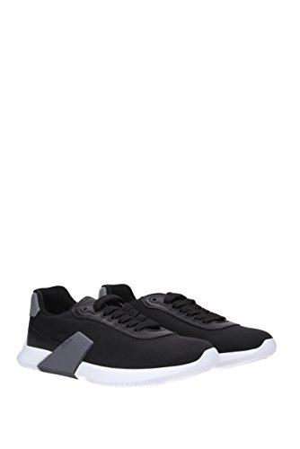 Uomo Prada Aveva 4e3072 Nero Sneakers Tessuto g1w74