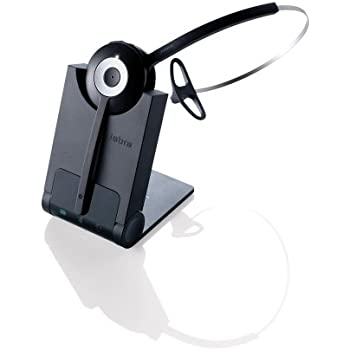 Jabra Pro 930 Professional USB Wireless Monaural Headset for Unified Communications  - Black