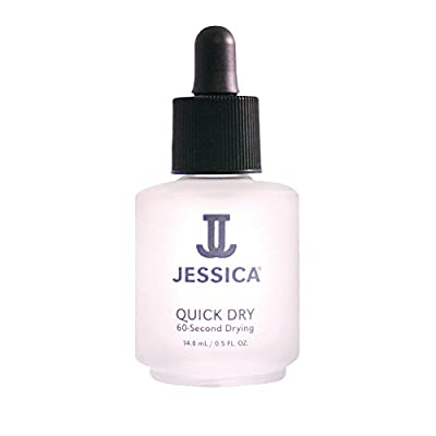 JESSICA Quick Dry 60-Second Drying