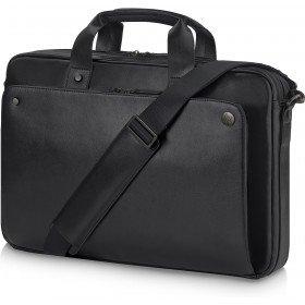 1LG83AA Executive Top-Load-Notebooktasche von HP - bis zu 15,6 Zoll-Geräte, Schwarz -