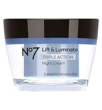 No7 Lift & Luminate Triple Action Night Cream 50ml